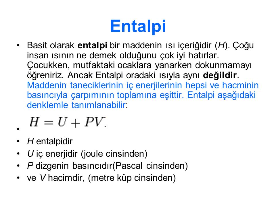 Entalpi