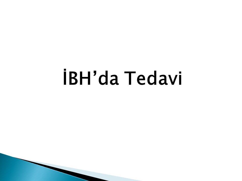 İBH'da Tedavi