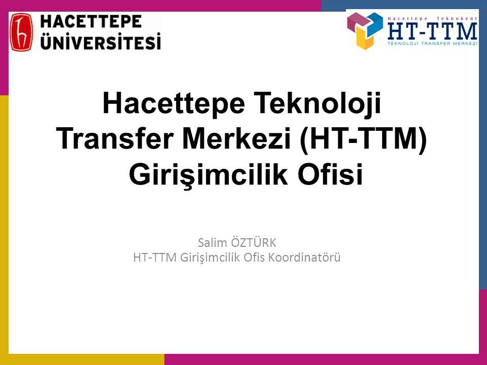 Hacettepe Teknoloji Transfer Merkezi (HT-TTM) Girişimcilik Ofisi