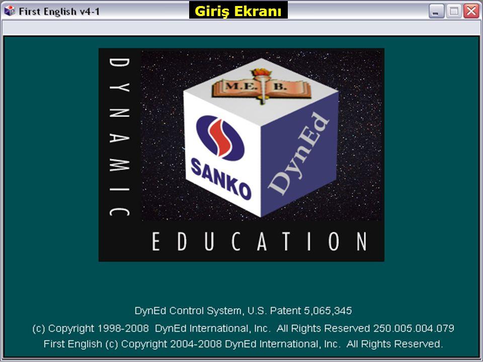Giriş Ekranı DYNED' in AMACI NEDİR www.edremit75yilio.k12.tr
