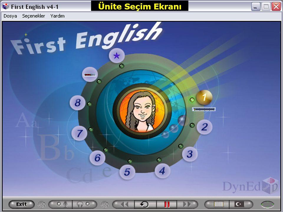 Ünite Seçim Ekranı DYNED' in AMACI NEDİR www.edremit75yilio.k12.tr