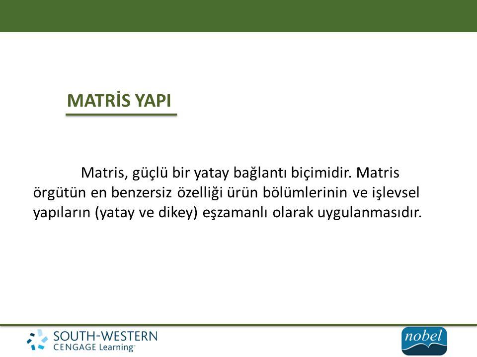 MATRİS YAPI