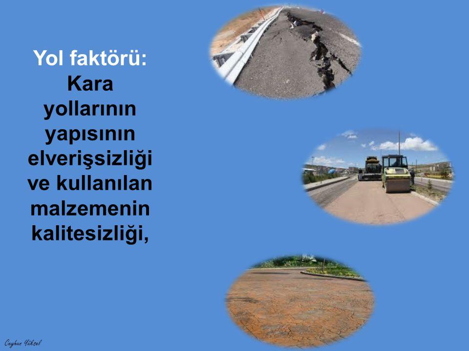 Yol faktörü: