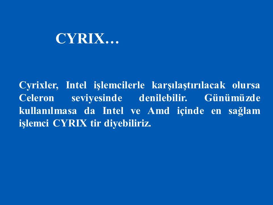 CYRIX…