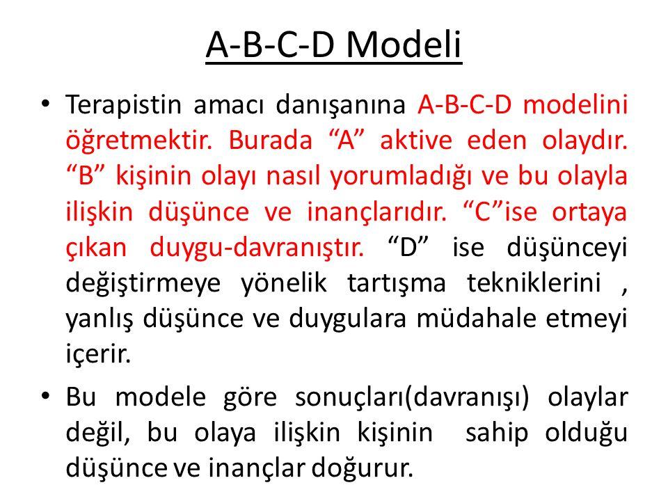 A-B-C-D Modeli