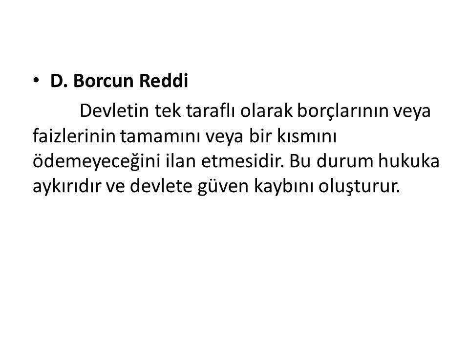 D. Borcun Reddi