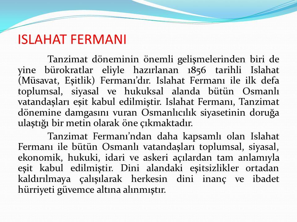 ISLAHAT FERMANI