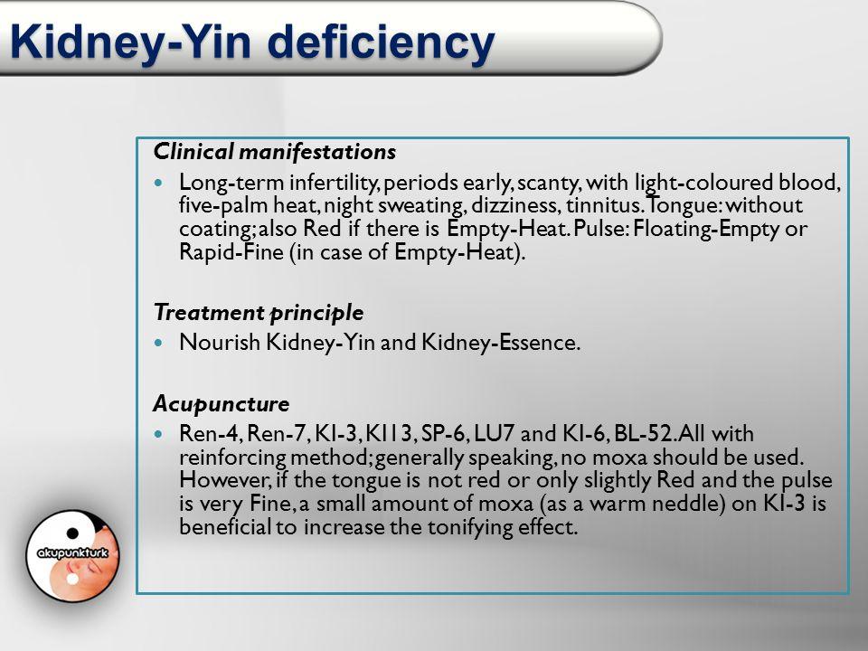 Kidney-Yin deficiency