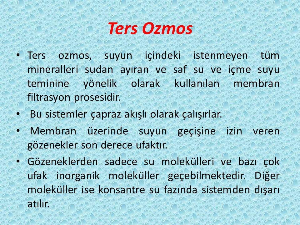 Ters Ozmos