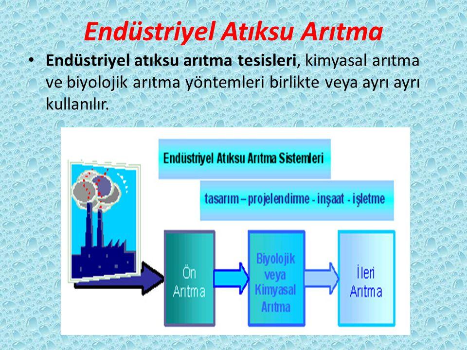 Endüstriyel Atıksu Arıtma