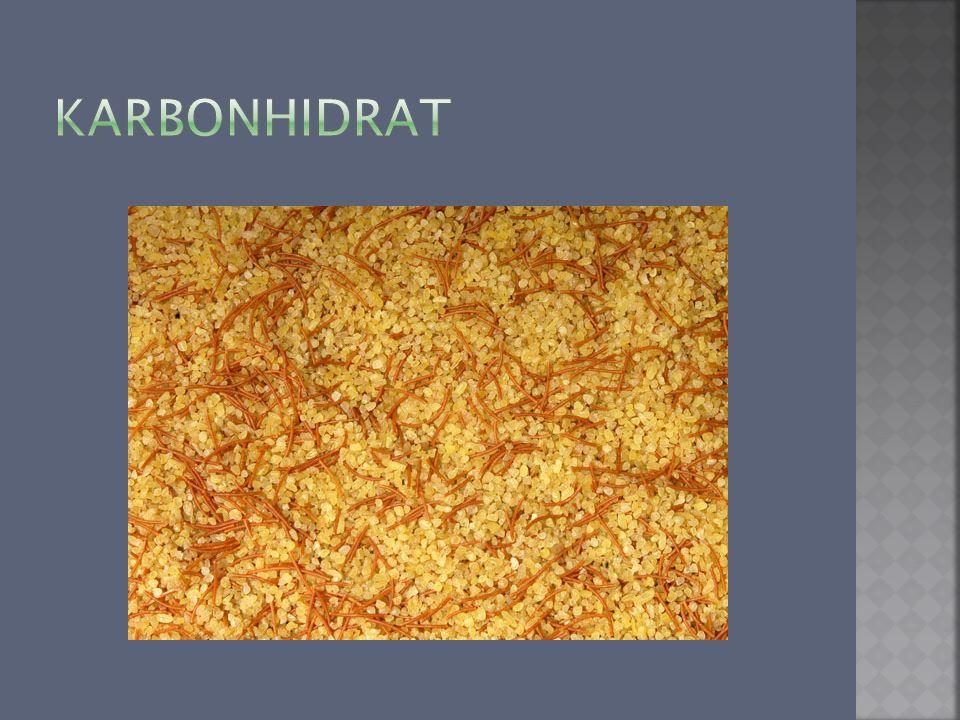 karbonhidrat