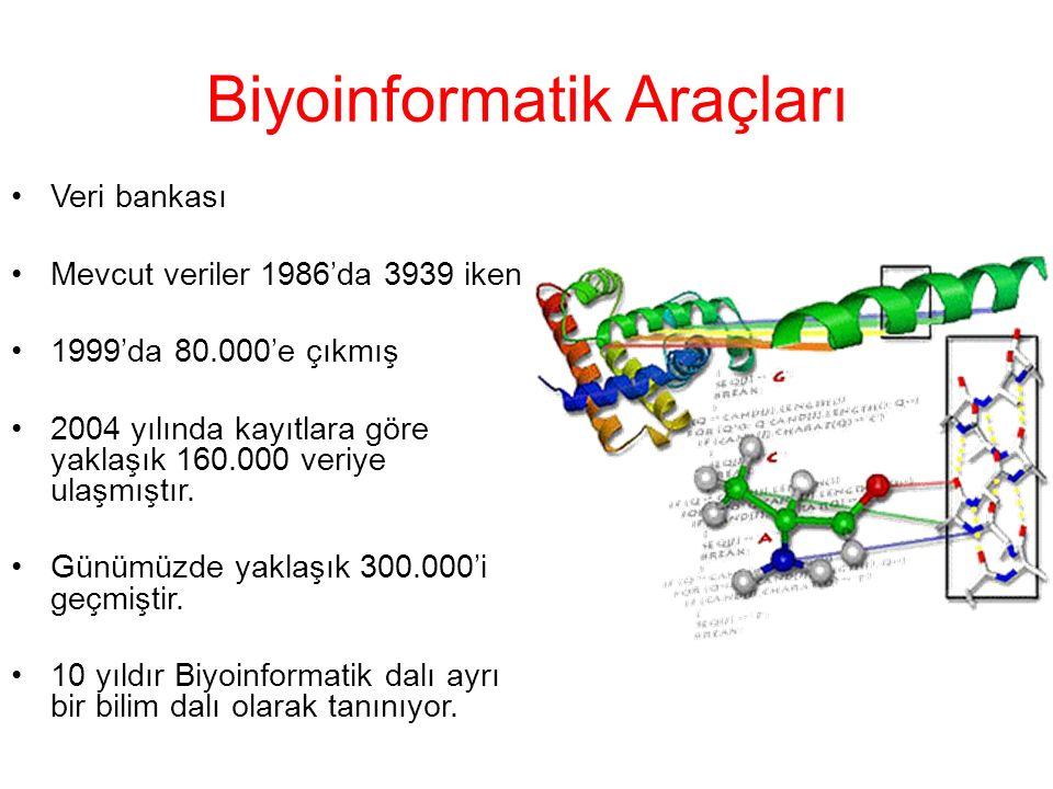 Biyoinformatik Araçları