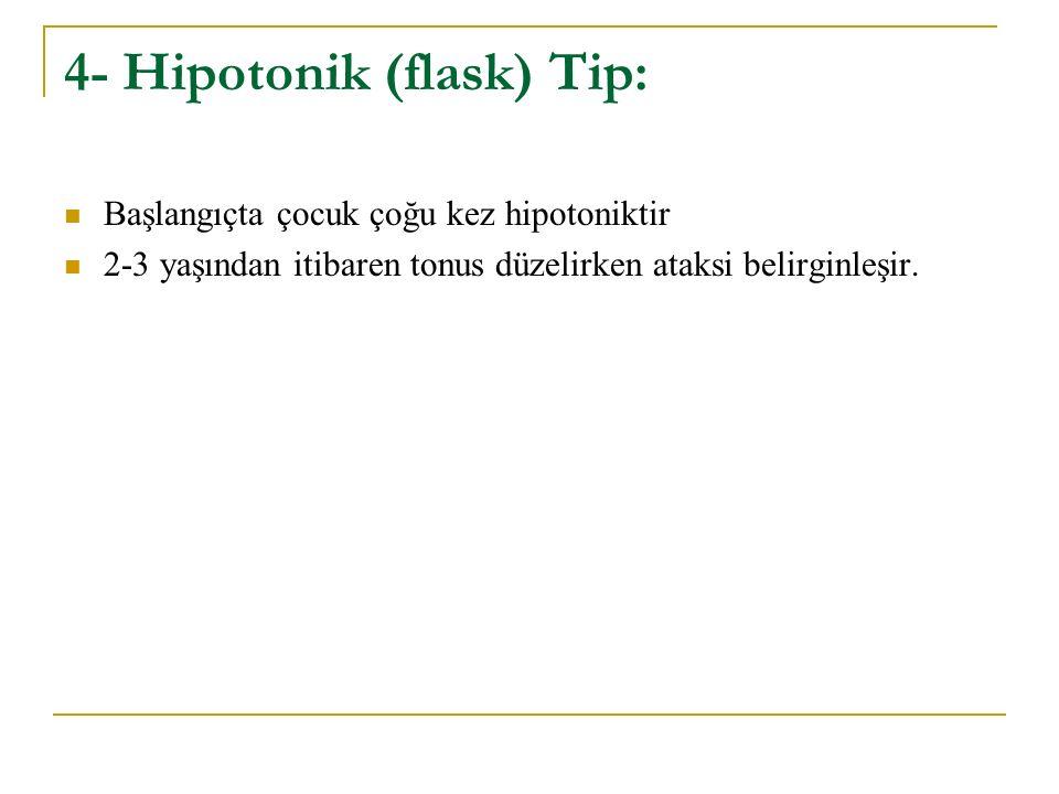 4- Hipotonik (flask) Tip: