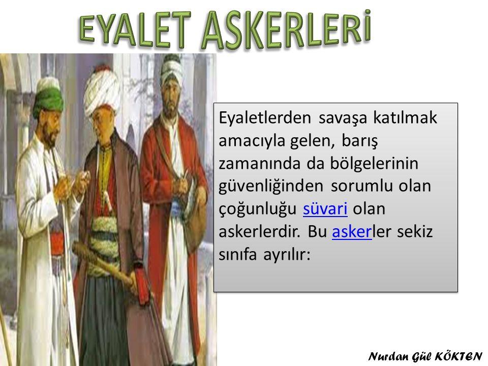 EYALET ASKERLERİ