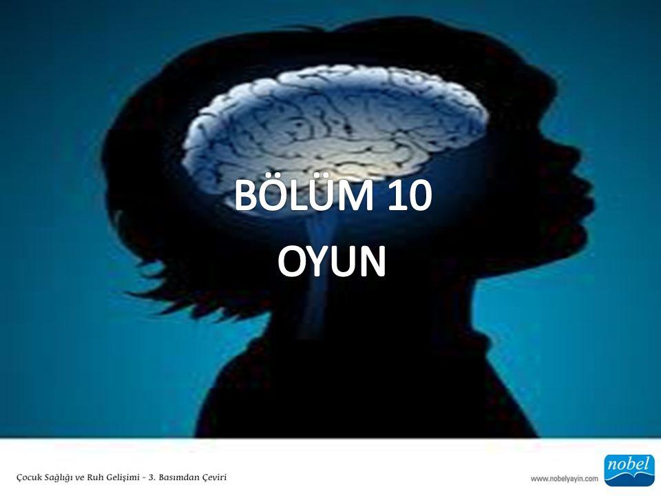 BÖLÜM 10 OYUN