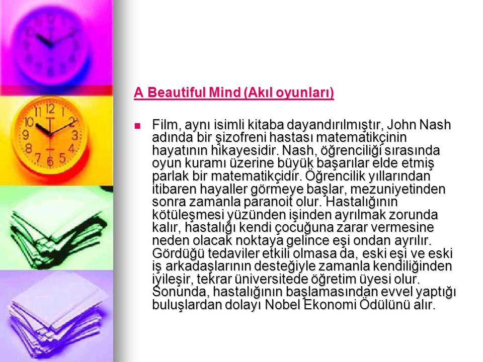 A Beautiful Mind (Akıl oyunları)