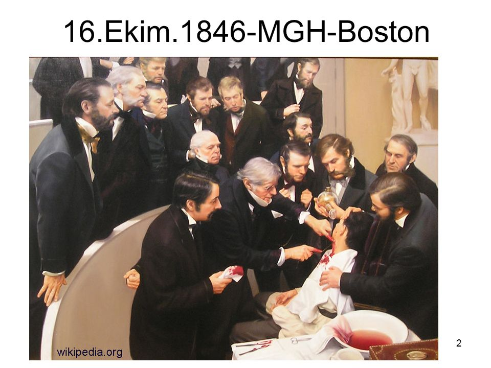 16.Ekim.1846-MGH-Boston