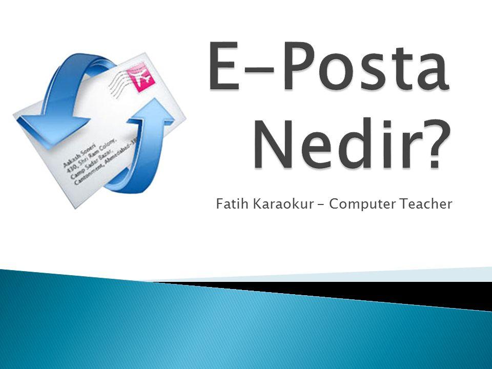 Fatih Karaokur - Computer Teacher