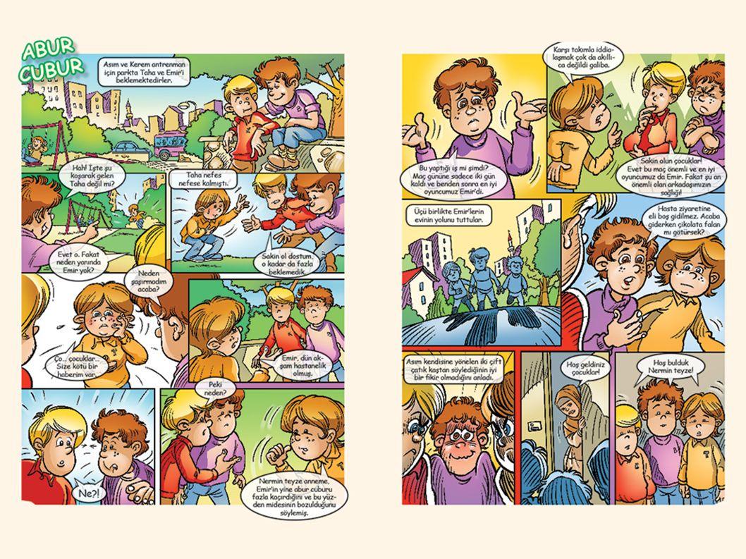 Ayrıca bakınız: Yeşilcan'la Sağlıcakla adlı Yeşilay tarafından hazırlanmış kitapçık, s. 4-5.