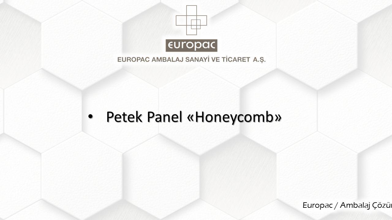 Europac / Ambalaj Çözümleri