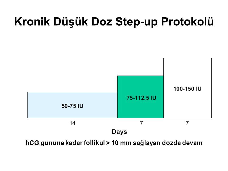 Kronik Düşük Doz Step-up Protokolü
