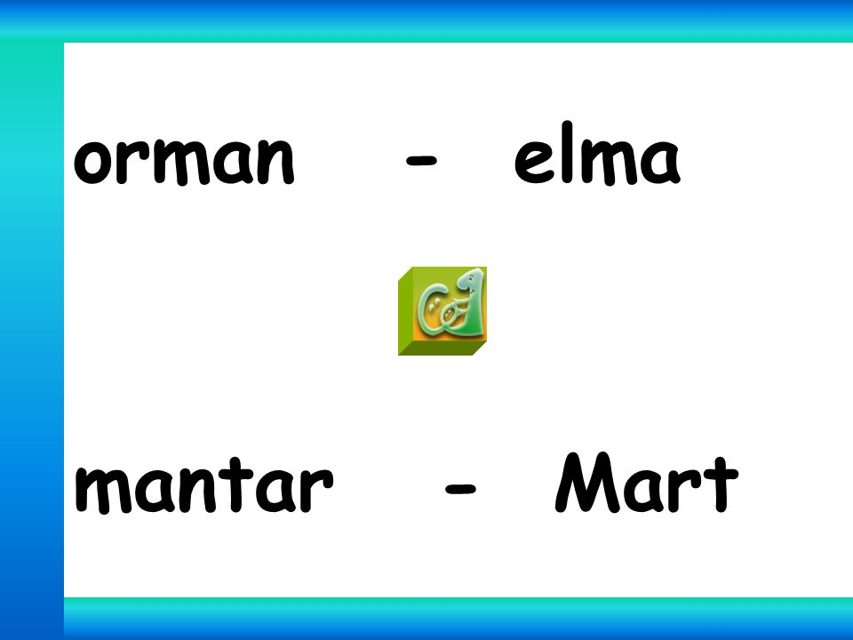orman - elma mantar - Mart