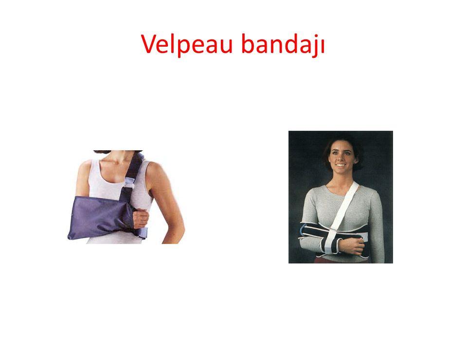 Velpeau bandajı