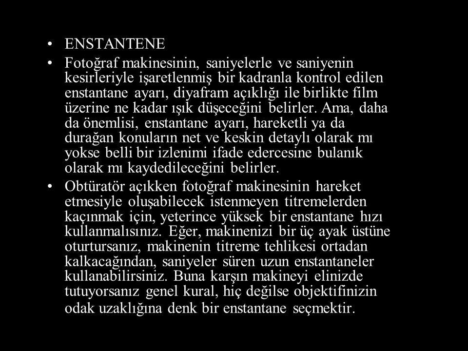 ENSTANTENE