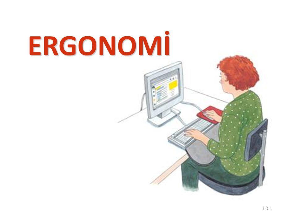 ERGONOMİ 101 101
