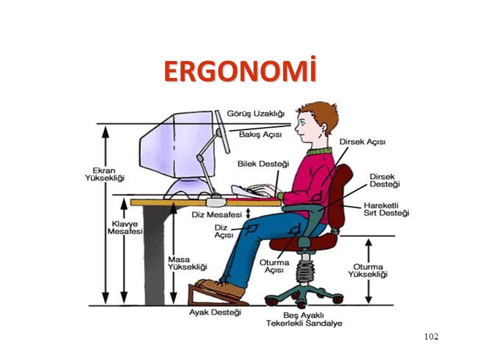 ERGONOMİ 102