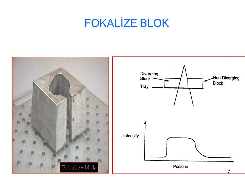 FOKALİZE BLOK Fokalize blok 17 17