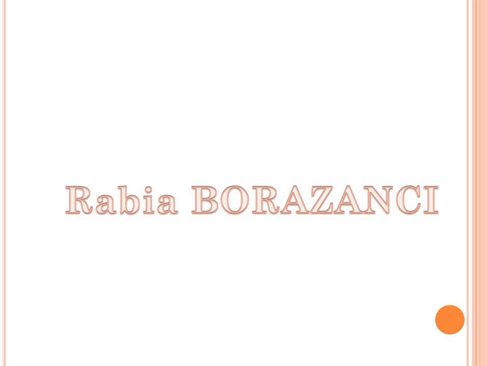 Rabia BORAZANCI