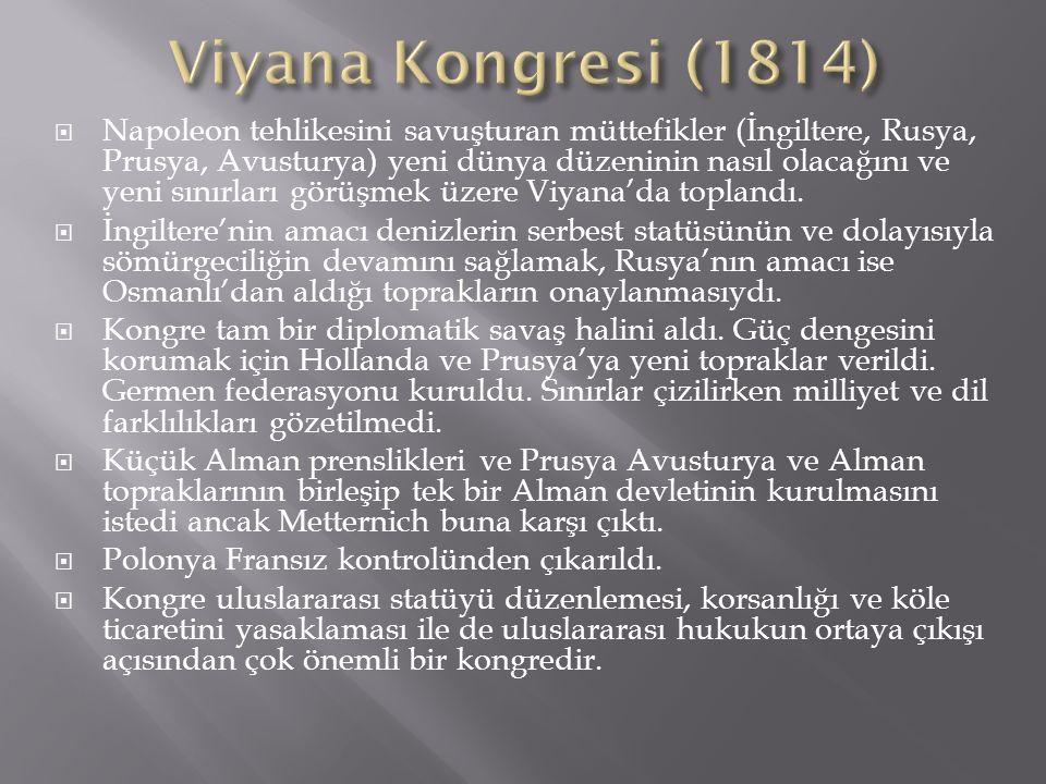 Viyana Kongresi (1814)