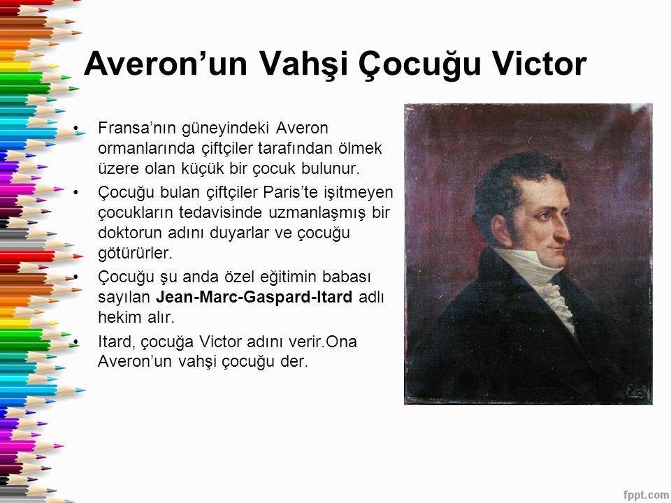 Averon'un Vahşi Çocuğu Victor