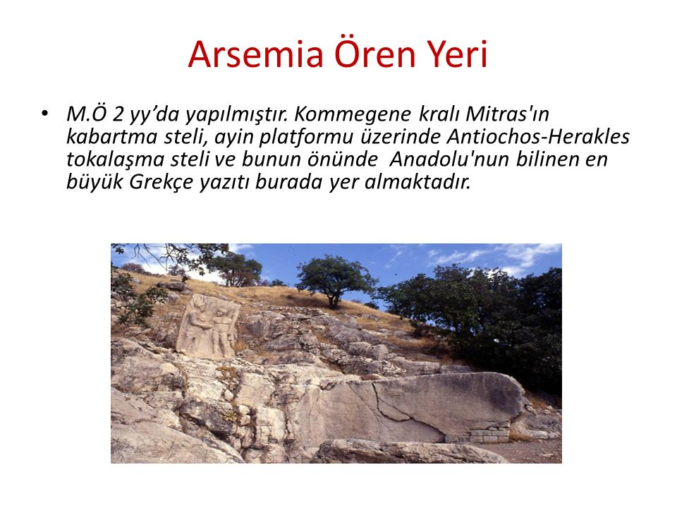 Arsemia Ören Yeri