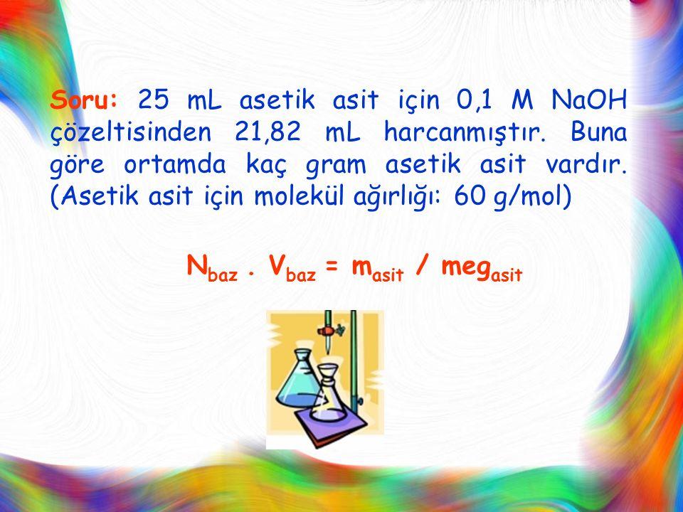 Nbaz . Vbaz = masit / megasit