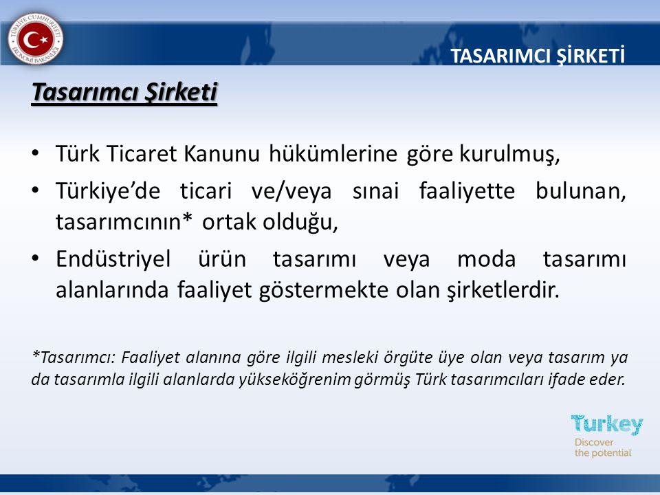 Tasarımcı Şirketi Türk Ticaret Kanunu hükümlerine göre kurulmuş,