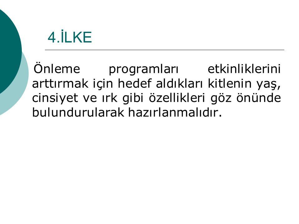 4.İLKE