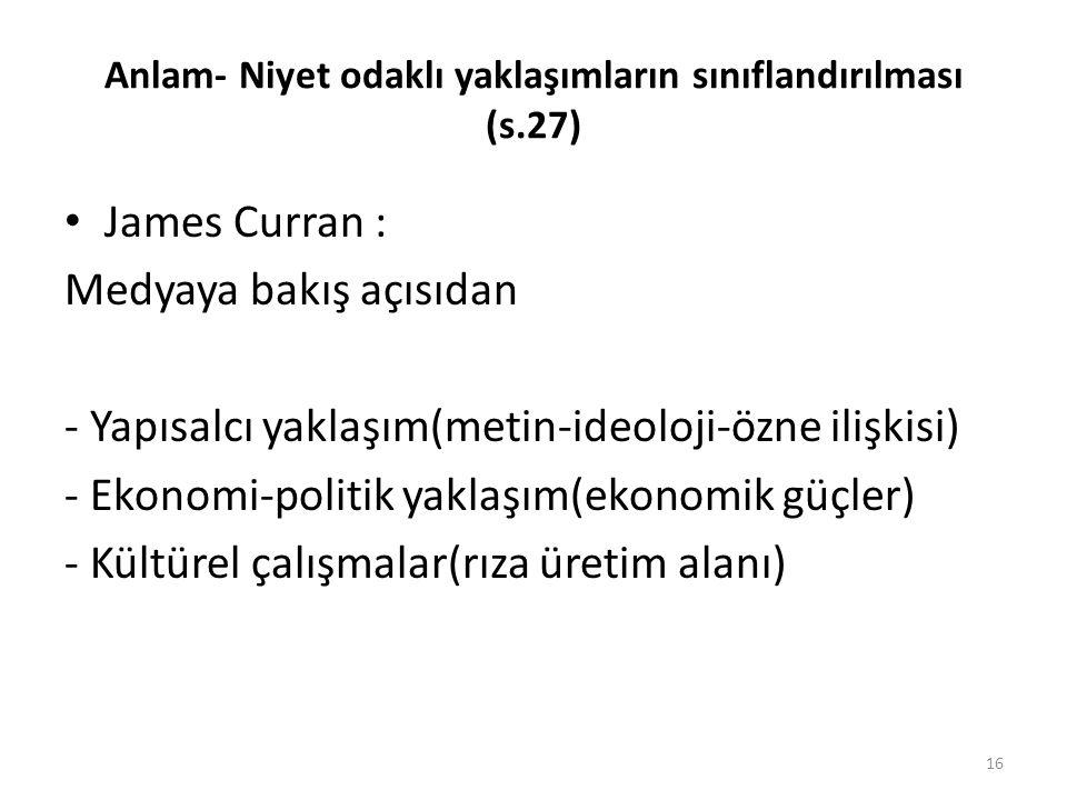 Diğer kavramlar(s.26) Kültür: