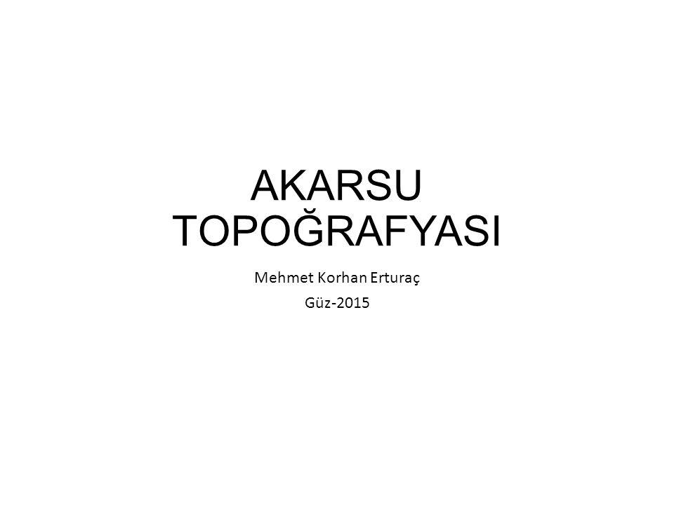 Mehmet Korhan Erturaç Güz-2015