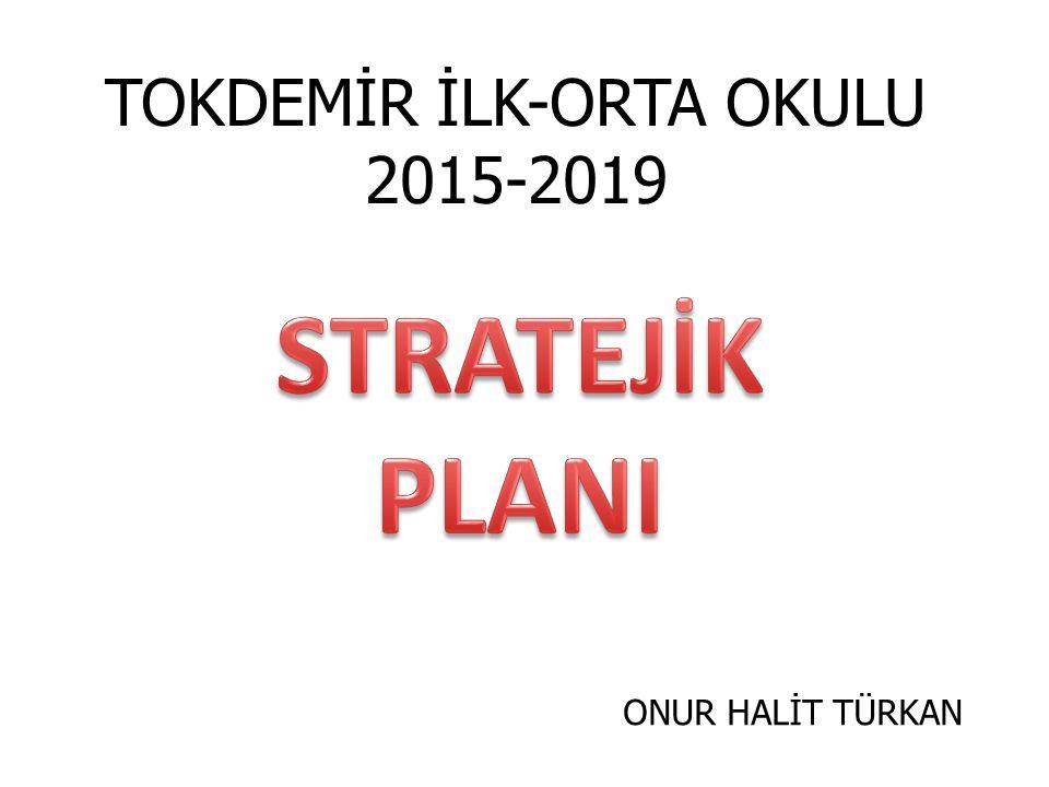 TOKDEMİR İLK-ORTA OKULU 2015-2019