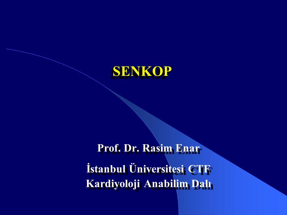 İstanbul Üniversitesi CTF Kardiyoloji Anabilim Dalı