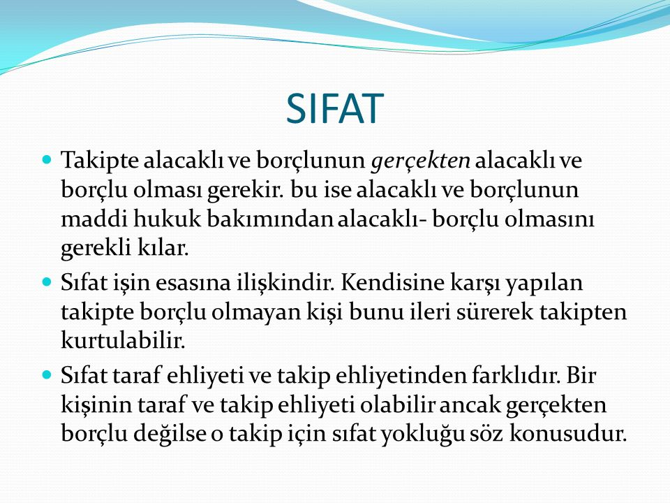 SIFAT
