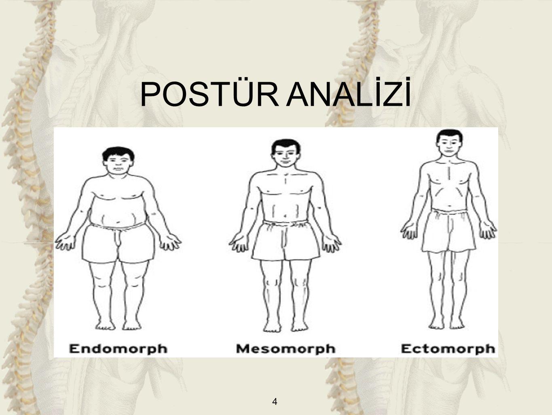 POSTÜR ANALİZİ