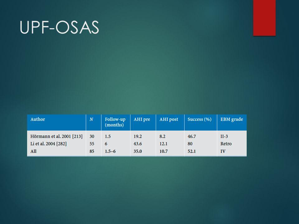UPF-OSAS