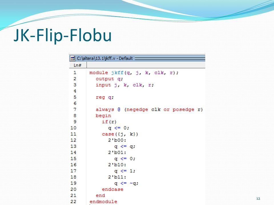 JK-Flip-Flobu