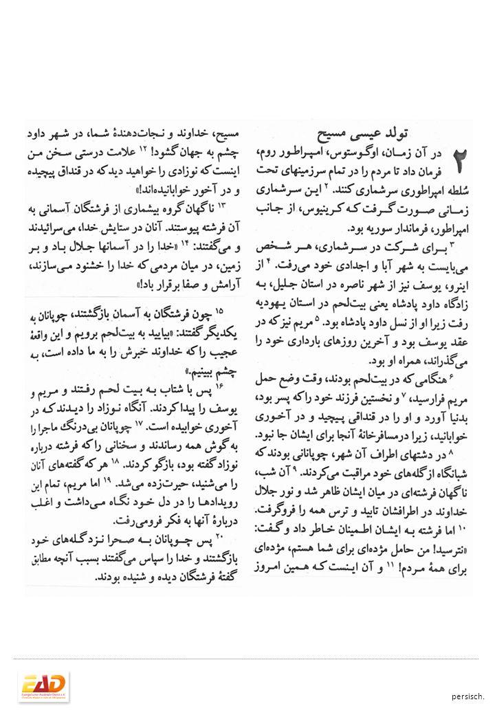 persisch.