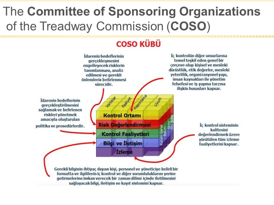 The Committee of Sponsoring Organizations