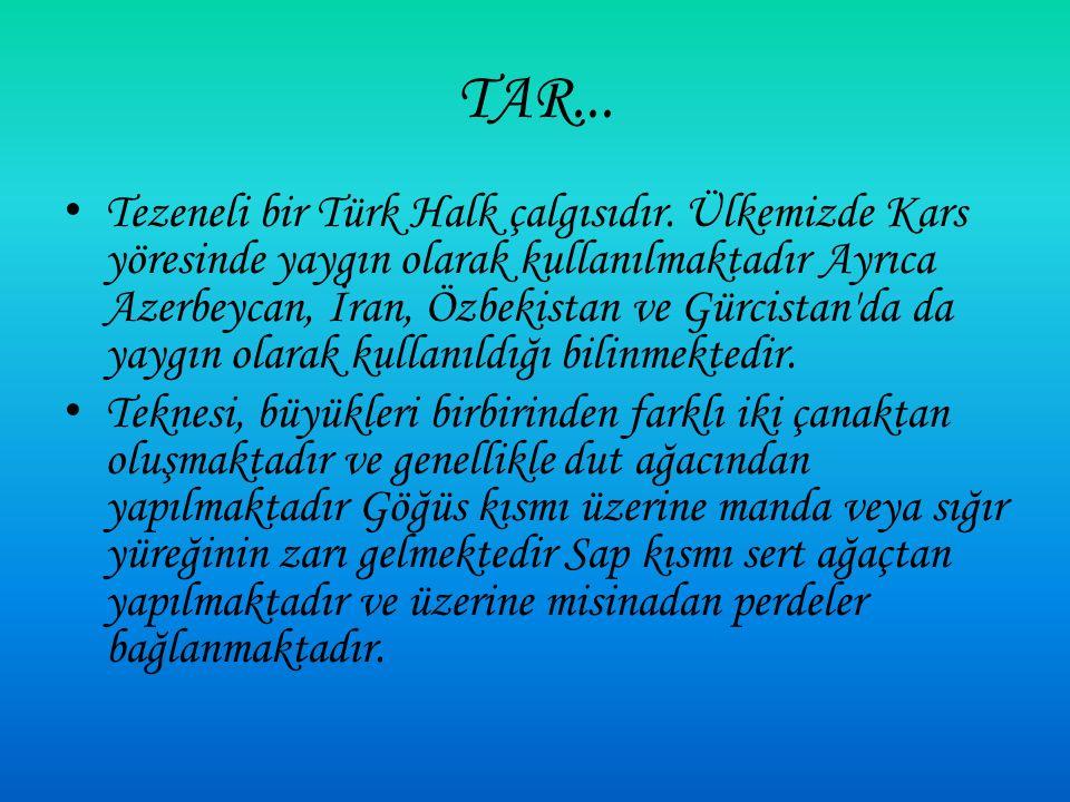 TAR...