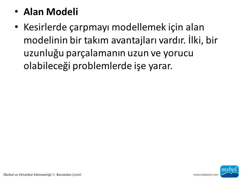 Alan Modeli